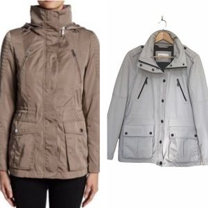 BCBGeneration anorak water resistant jacket L